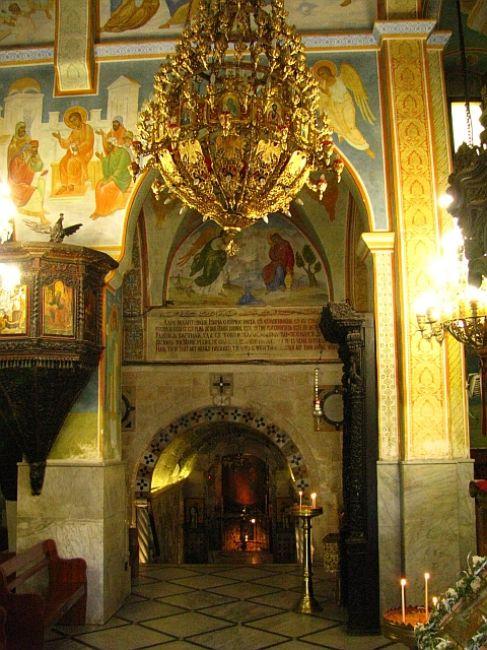 Zdjęcia: Nazaret, Galilea, cerkiew Św. Archanioła Gabriela, IZRAEL