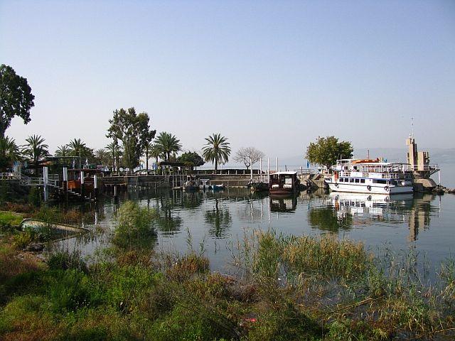 Zdjęcia: kibutz Ein Gev, Galilea, jezioro Genezaret, IZRAEL