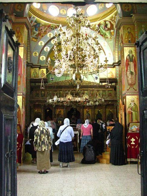 Zdjęcia: Kafarnaum, Galilea, cerkiew grecka, IZRAEL