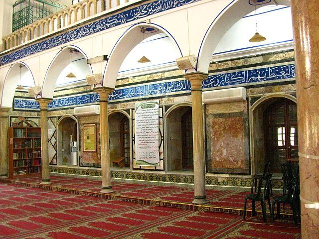 Zdjęcia: Akka, Wybrzeże Północne, meczet El Dżazzara, IZRAEL