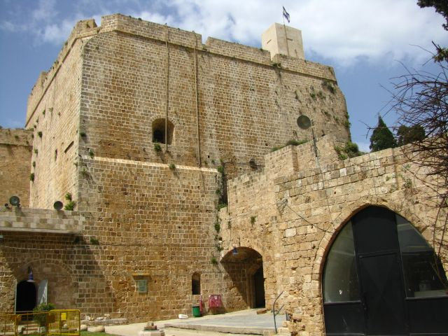 Zdjęcia: Akka, Wybrzeże Północne, twierdza krzyżowców, IZRAEL