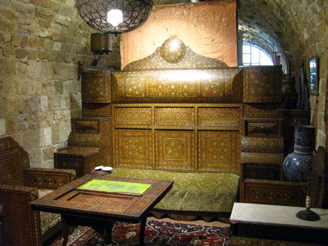 Zdjęcia: Akka, Wybrzeże Północne, muzeum etnograficzne, IZRAEL