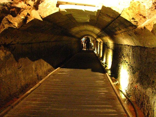Zdjęcia: Akka, Wybrzeże Północne, tunel Templariuszy, IZRAEL
