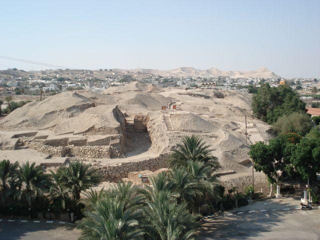 Zdjęcia: JERYCHO NAJSTARSZE MIASTO, JERYCHO, IZRAEL