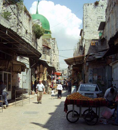 Zdjęcia: Nablus, Palestyna, Stare Miasto, IZRAEL