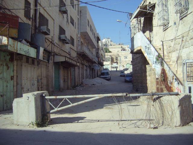 Zdjęcia: Hebron, Palestyna, Krajobraz wojenny, IZRAEL