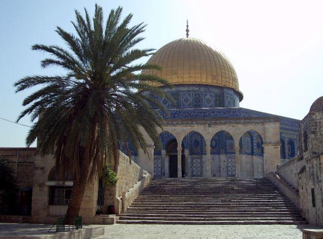 Zdjęcia: Jerozolima, Palestyna, Wzgórze Świątynne, IZRAEL