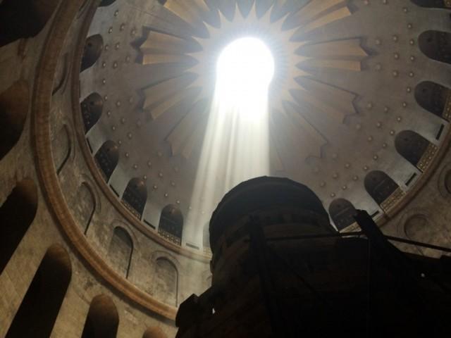 Zdjęcia: Jerozolima, Jerozolima, bazylika grobu, IZRAEL