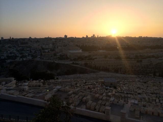 Zdjęcia: Wzgórze Oliwne, Jerozolima, Jerozolima, IZRAEL