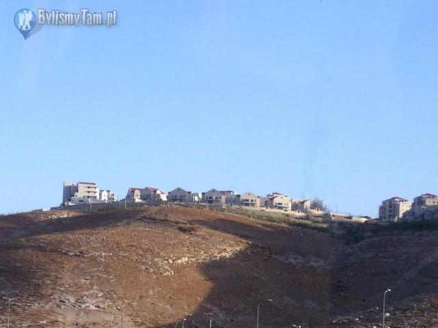 Zdjęcia: okolice Jerozolimy, Izrael, Osiedla żydowskie w okolicy Jerozolimy, IZRAEL
