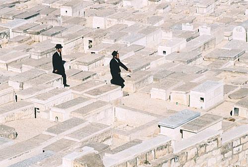 Zdj�cia: Jerozolima, Ludzie Wielkiej �ciany, IZRAEL