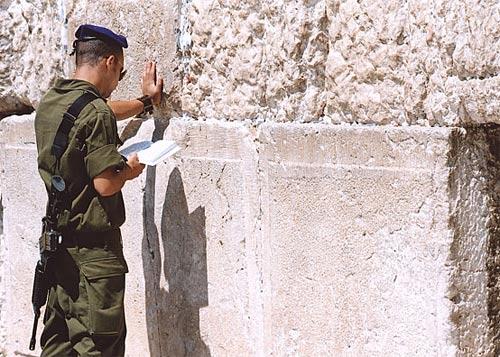 Zdjęcia: Jerozolima, Ludzie Wielkiej Ściany, IZRAEL
