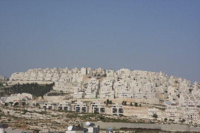 Zdjęcia: Jerozolima  Betlejem, Jerozolima - żydowskie osiedle na palestyńskiej ziemi, IZRAEL