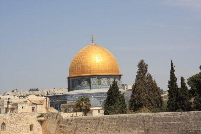 Zdjęcia: Jerozolima, Meczet Omara - Kopuła Skały, IZRAEL