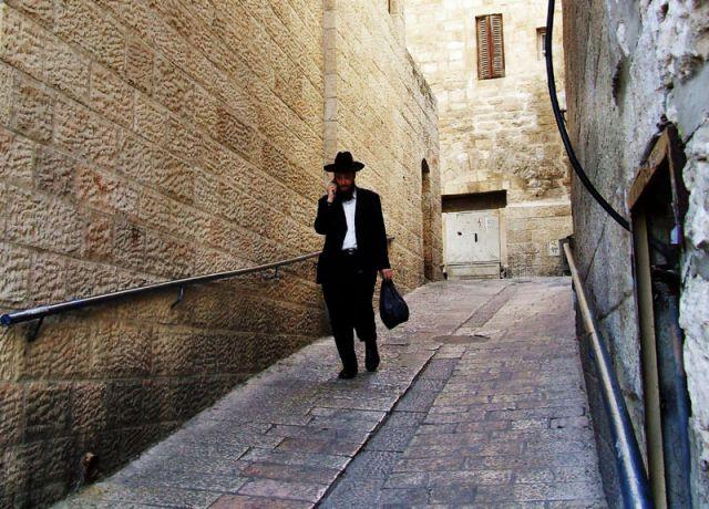 Zdjęcia: Jerozolima, jerozolimski zaułek, IZRAEL