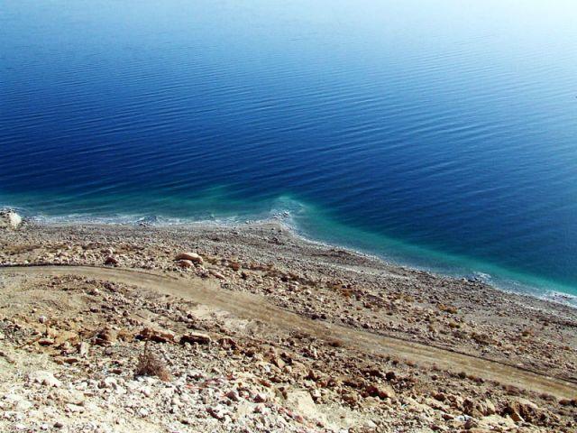Zdjęcia: Morze Martwe, IZRAEL