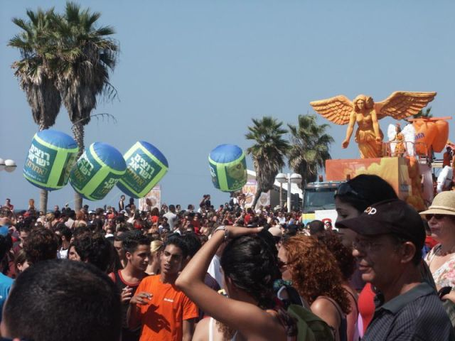 Zdjęcia: TEL AWIW, TEL  AWIW,  LOVE Parada Tel - Awiiw, IZRAEL