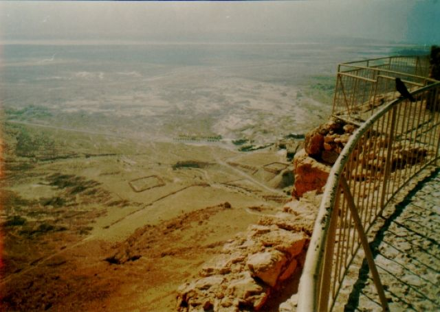 Zdjęcia: masada, masada, IZRAEL