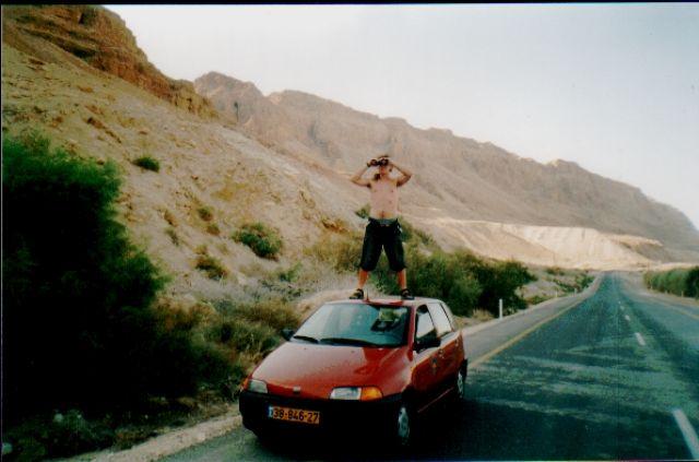 Zdjęcia: droga do ziemi obiecanej, Gdzieś  w Izraelu, IZRAEL