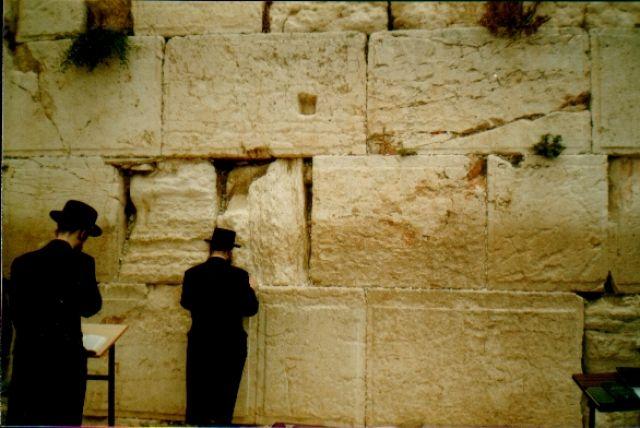 Zdjęcia: tu chyba przychodzą wszyscy wierni i globloterzy ja też, jerozolima, IZRAEL
