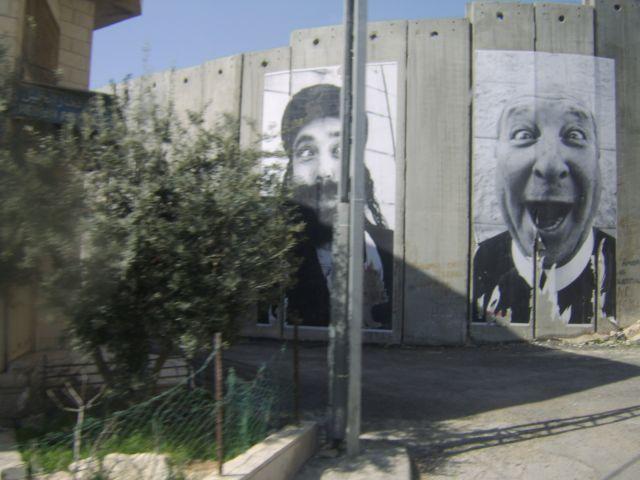 Zdjęcia: W mieściee, miedzy Jerozolimą a Betlejem, Mur , IZRAEL