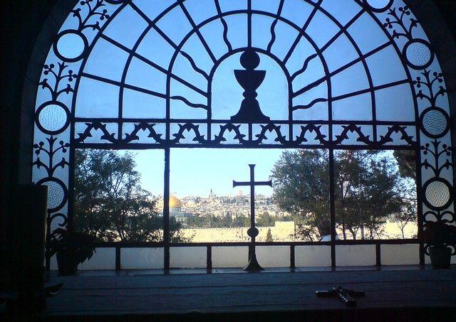 Zdjęcia: Jerozolima, Bliski Wschód, Spojrzenie na Jerozolimę, IZRAEL