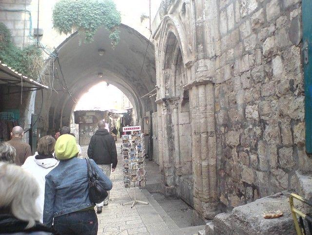 Zdjęcia: Jerozolima, Bliski Wschód, Via Dolorosa ..., IZRAEL