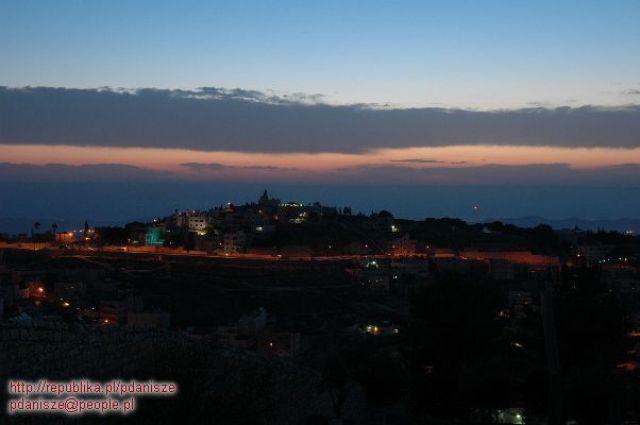 Zdj�cia: Jerozolima, Jerozolima, Jerozolima noc�, IZRAEL