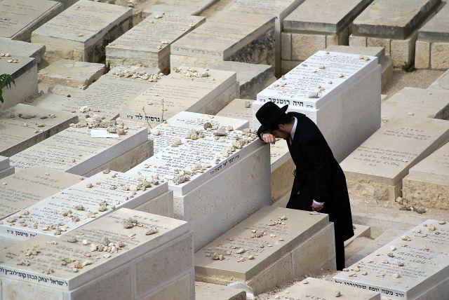 Zdjęcia: Góra Oliwna, Jerozolima, Modlitwa, IZRAEL