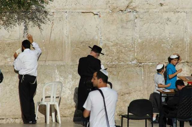 Zdjęcia: Jerozolima, Sciana Płaczu, IZRAEL