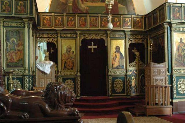 Zdjęcia: Jerozolima, Izrael, Kościół Koptyjski, IZRAEL
