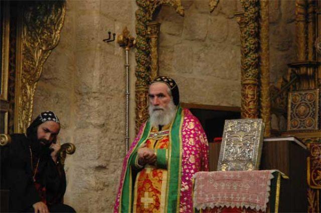 Zdj�cia: Jerozolima, Izrael, Ko�ci� �w. Marka - wsp�lnota Syrojakobit�w, IZRAEL