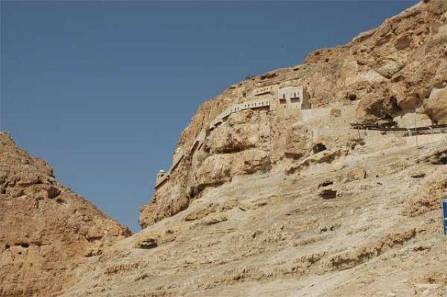 Zdjęcia: Jerycho, Izrael, Prawosłąwny Klasztor, IZRAEL
