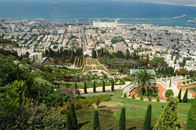 Zdjęcia: Hajfa, współczesny Izrael, IZRAEL