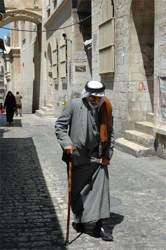 Zdjęcia: Jerozolima, ulice starej Jerozolimy, IZRAEL