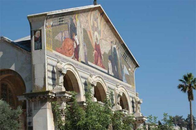 Zdjęcia: Jerozolima , Kościół szystkich Narodów , IZRAEL