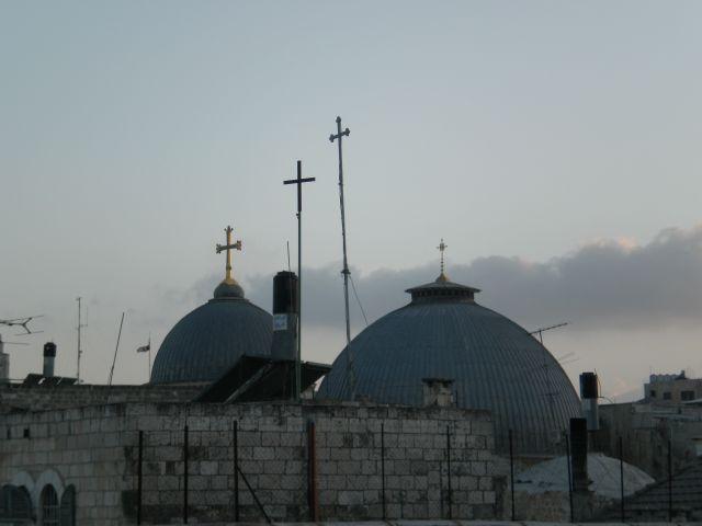 Zdj�cia: Golgota i Bo�y Gr�b, Stare Miasto, Jerozolima, IZRAEL