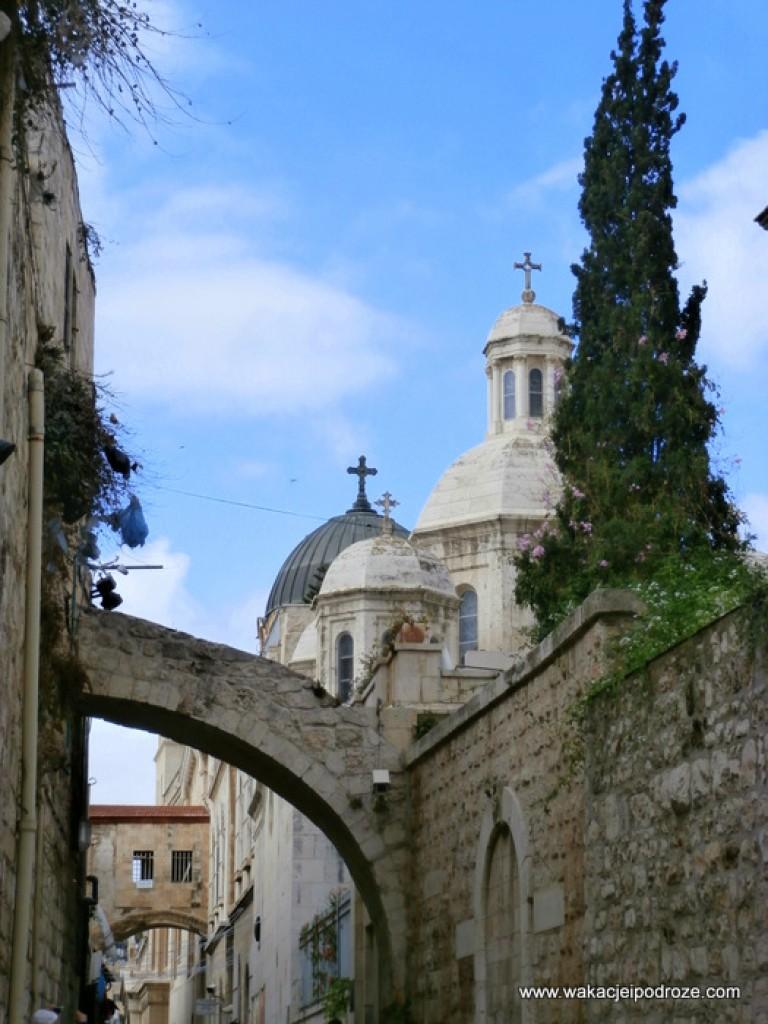 Zdjęcia: Jerozolima, Dzielnica chrześcijańska w Jerozolimie, IZRAEL