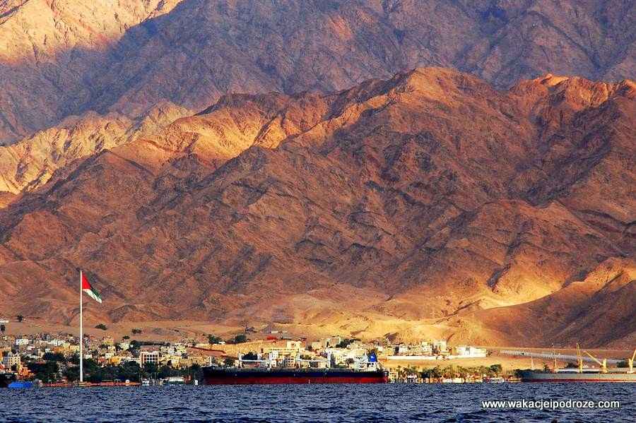 Zdjęcia: Ejlat, Ejlat, Jordańska Aqaba, IZRAEL