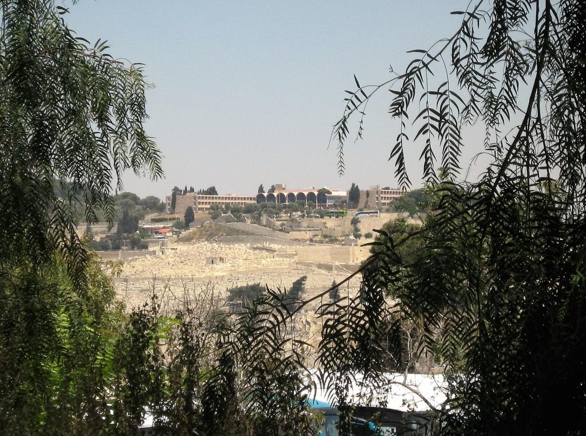 Zdjęcia: Jerozolima, Widok na Jerozolimę, IZRAEL