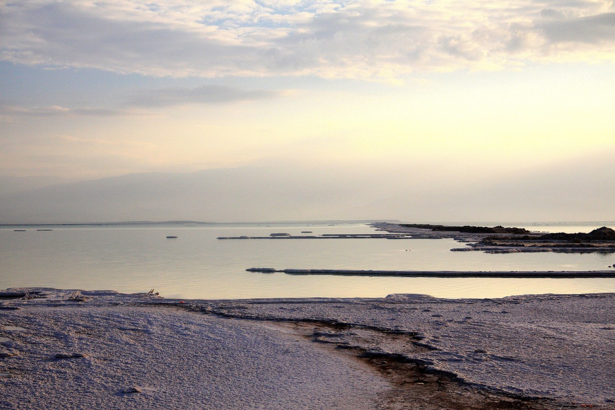 Zdjęcia: Ein Bokek, Dead Sea, Morze Martwe, IZRAEL