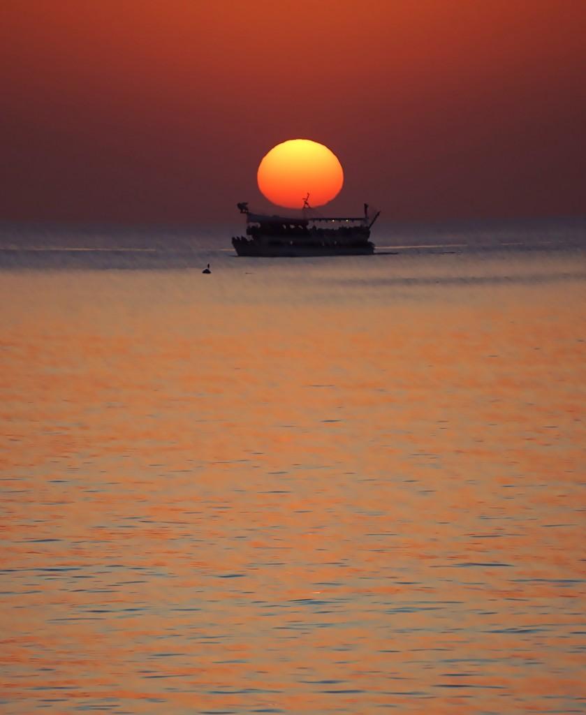 Zdjęcia: Tel Aviv, Morze Śródziemne, Gorący ładunek, IZRAEL