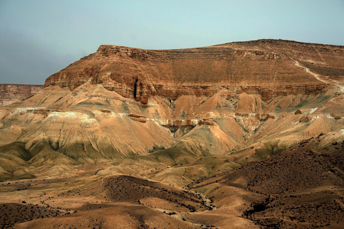 Zdjęcia: Timna Park, Eilat, Barwy pustyni, IZRAEL