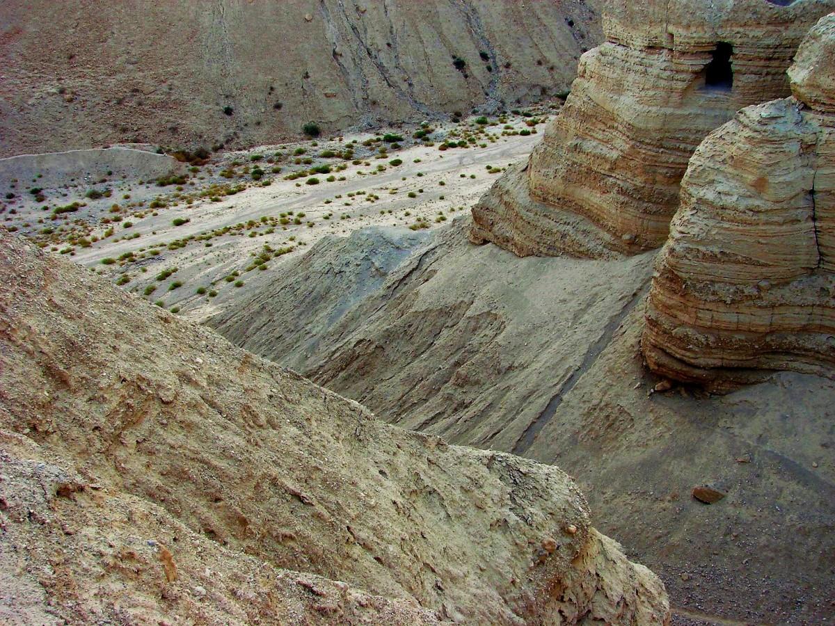 Zdjęcia: Morze Martwe, Morze Martwe, Qumran, IZRAEL