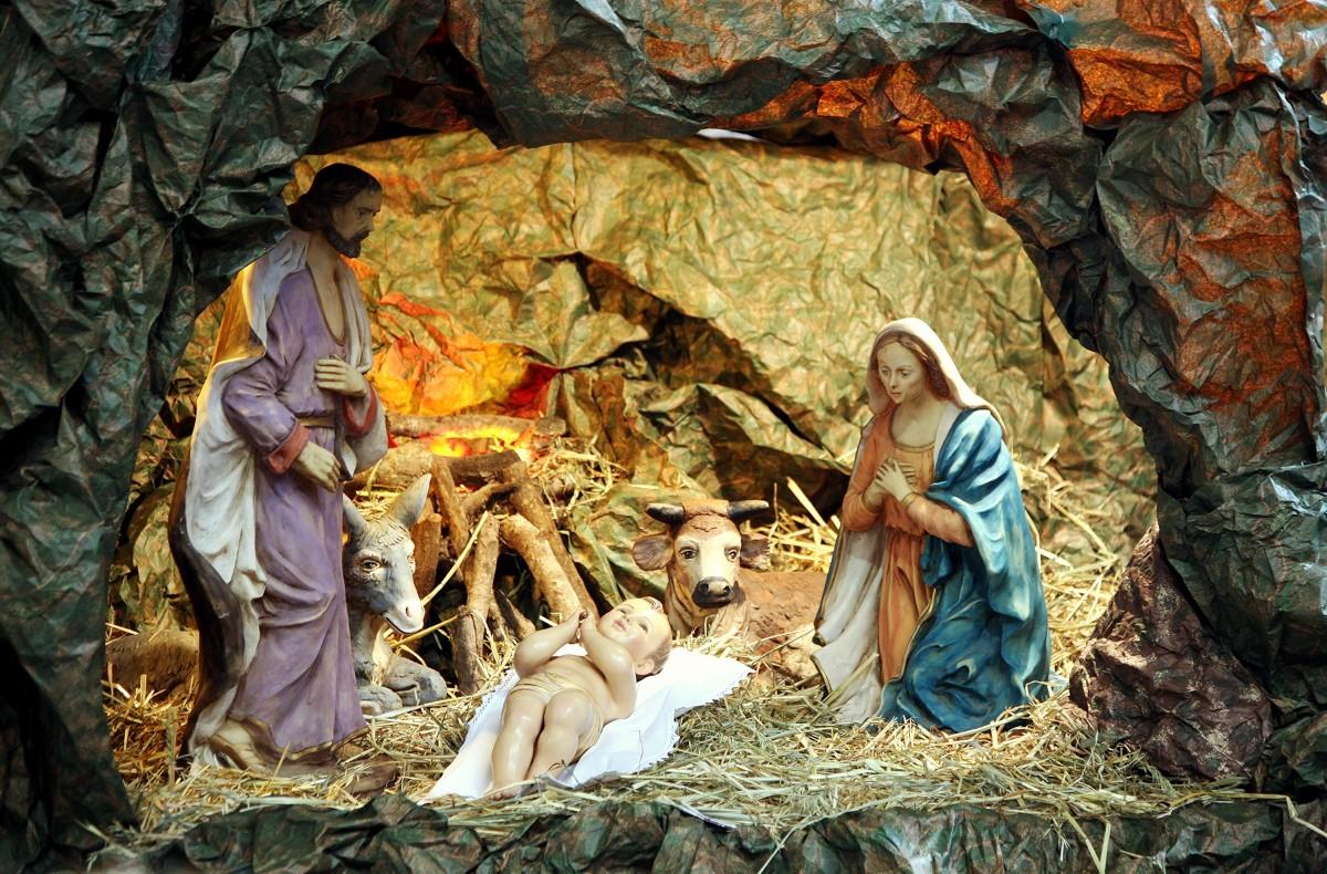 Zdjęcia: Bazylika Zwiastowania, Nazaret, Szopka Betlejemska, IZRAEL
