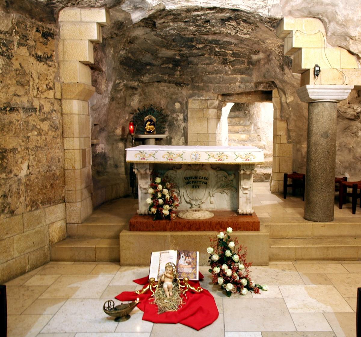 Zdjęcia: Bazylika Zwiastowania, Nazaret, Grota Zwiastowania, IZRAEL