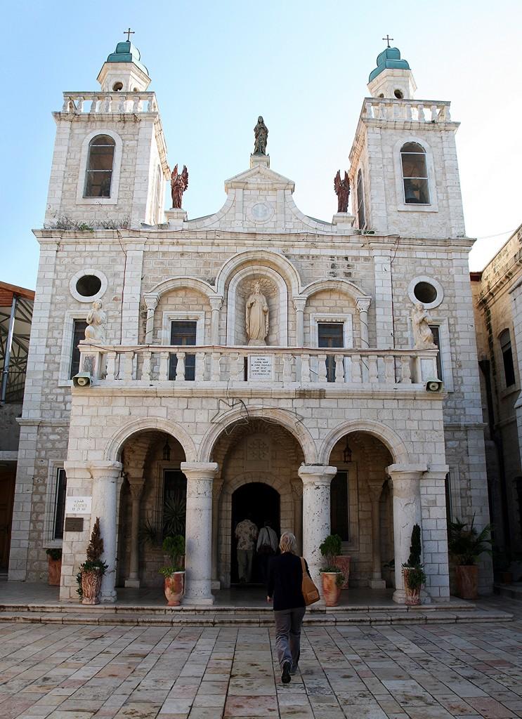 Zdjęcia: Kefar-Kana, czyli Kana Galilejska, Nazaret, Kościół Wesela, IZRAEL