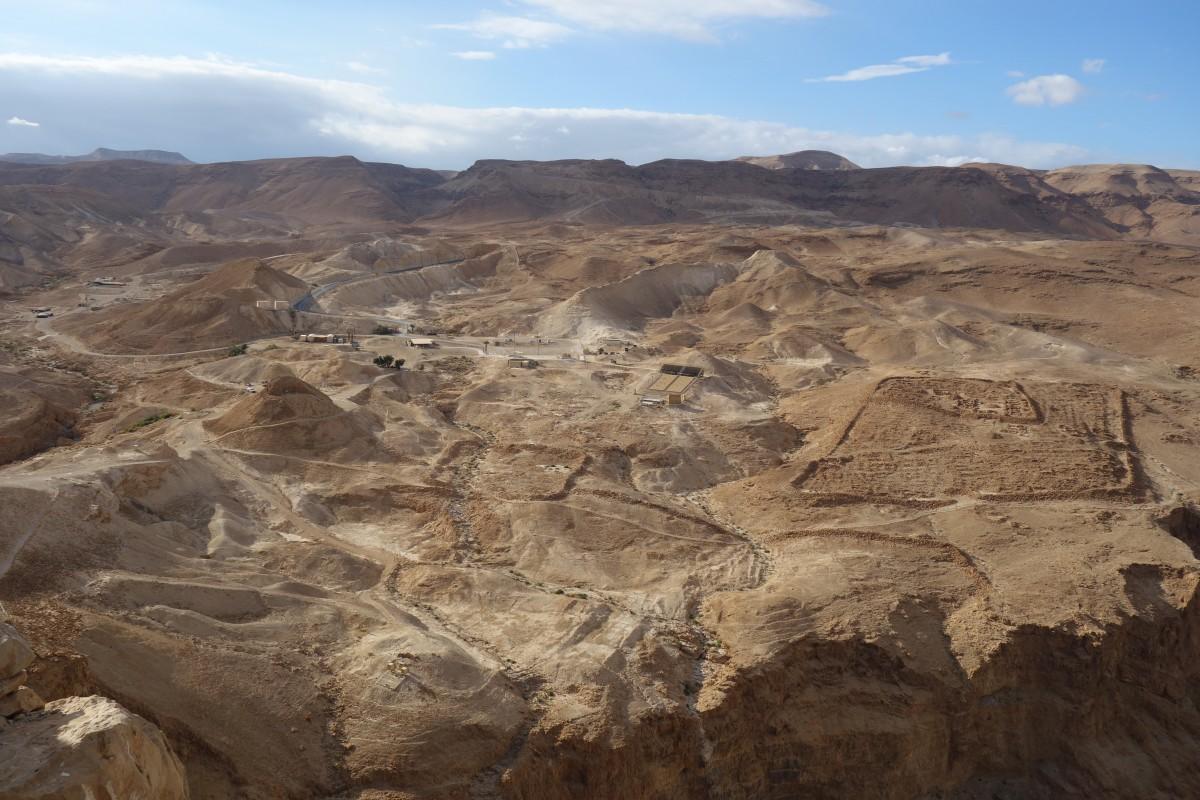 Zdjęcia: Park Narodowy, Pustynia Judejska, Okolice Masady, IZRAEL