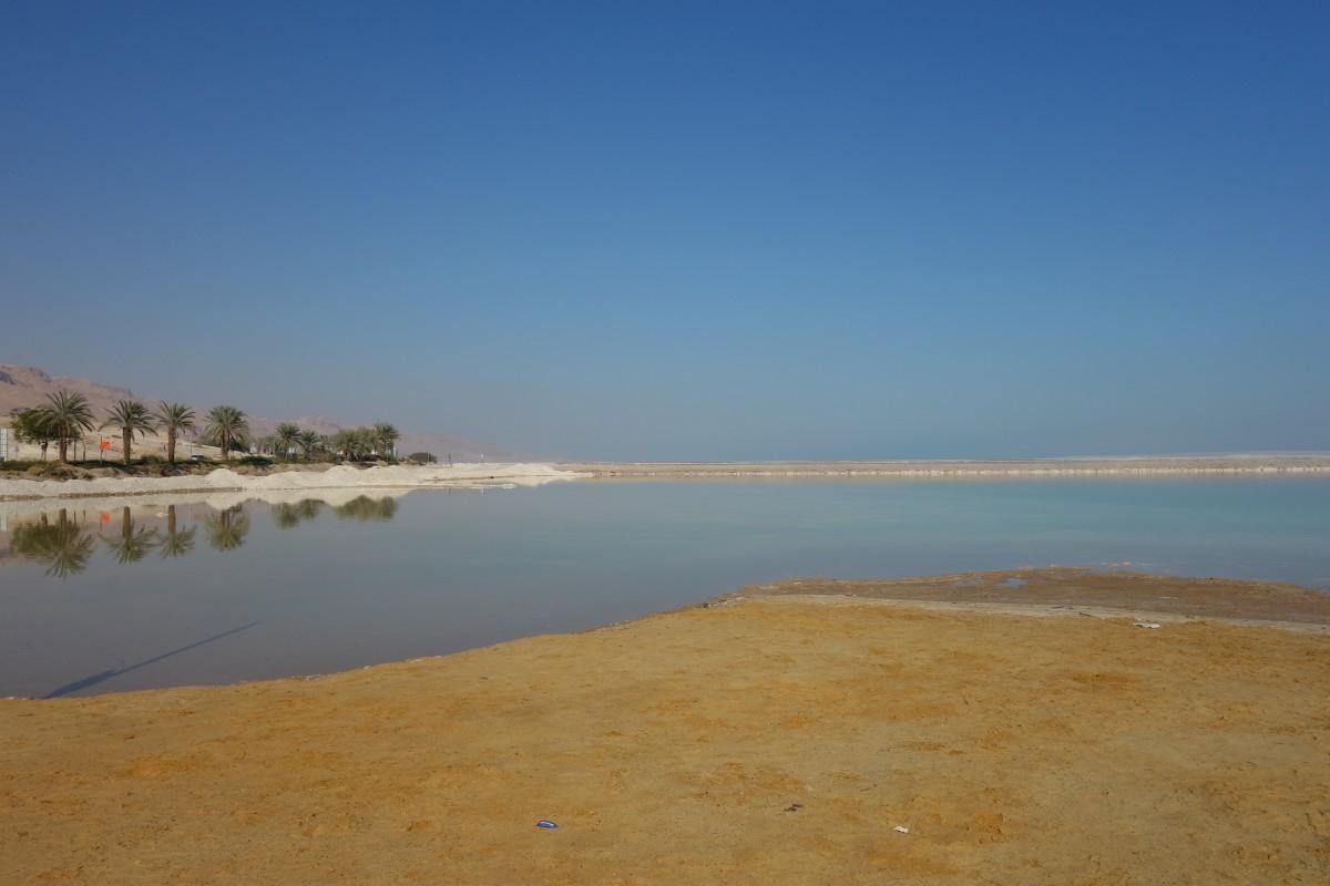 Zdjęcia: Morze Martwe, Pogranicze Izraela/Palestyny/Jordanii, Morze Martwe, IZRAEL