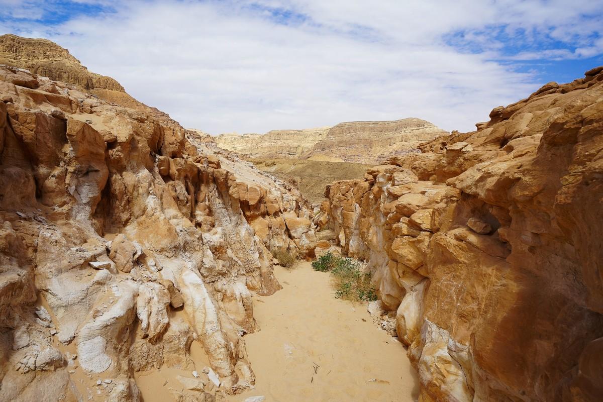 Zdjęcia: Timna Park, Eilat, Ścieżka, IZRAEL